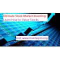 Ultimate Stock Market Investing: Learn How to Value Stocks